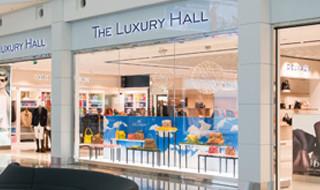 10 % de réduction par tranche d'achat de minimum € 75 <p>chez The Luxury Hall par tranche d'achat de minimum€ 75</p>