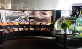 10% de réduction <p>Café italien, thé et chocolat</p>