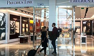 10 % korting vanaf € 75 <p>Luxueuze juwelen en uurwerken: per aankoopschijf van minimum € 75</p>